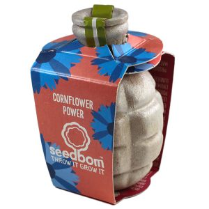 Seedboms Kabloom - Cornflower Power Seedbom - Petite Plante