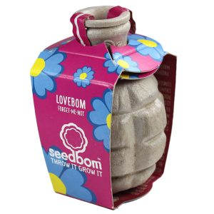 Seedboms Kabloom - Lovebom Seedbom - Petite Plante