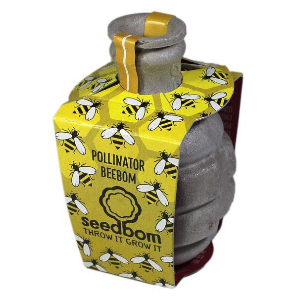 Pollinator Beebom Seedbom - Petite Plante