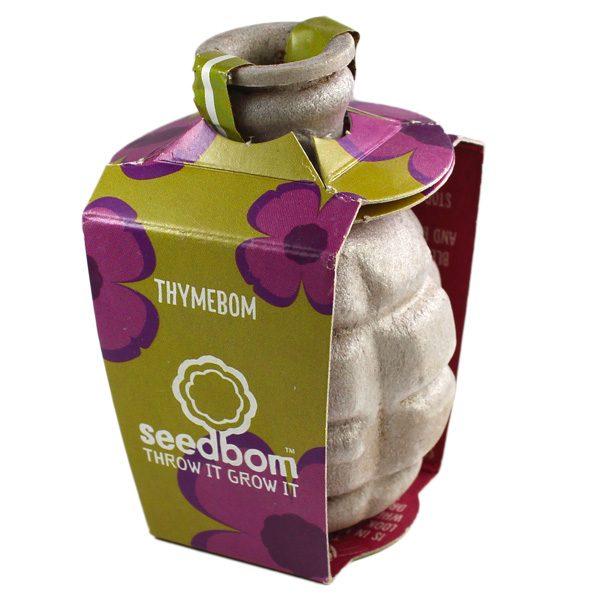 Seedboms Kabloom - Thymebom Seedbom - Petite Plante