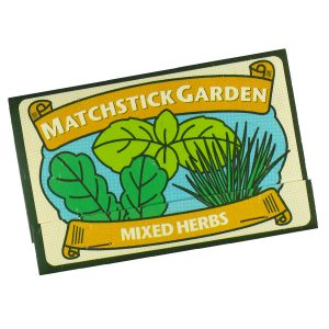 Matchstick Garden Mix Herbs - Petite Plante