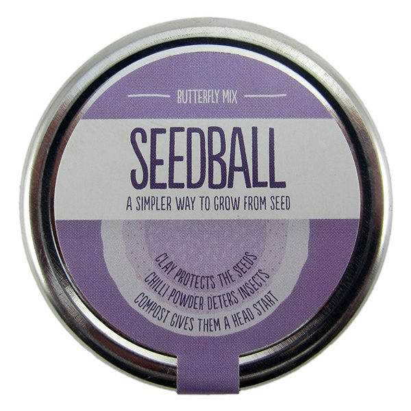 Seedball Butterfly Mix - Petite Plante