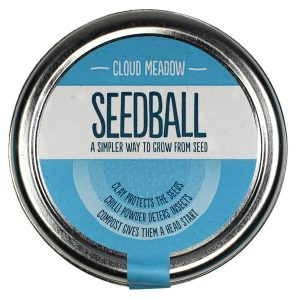 Seedball Cloud Meadow - Petite Plante