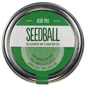 Seedball Herb Mix - Petite Plante