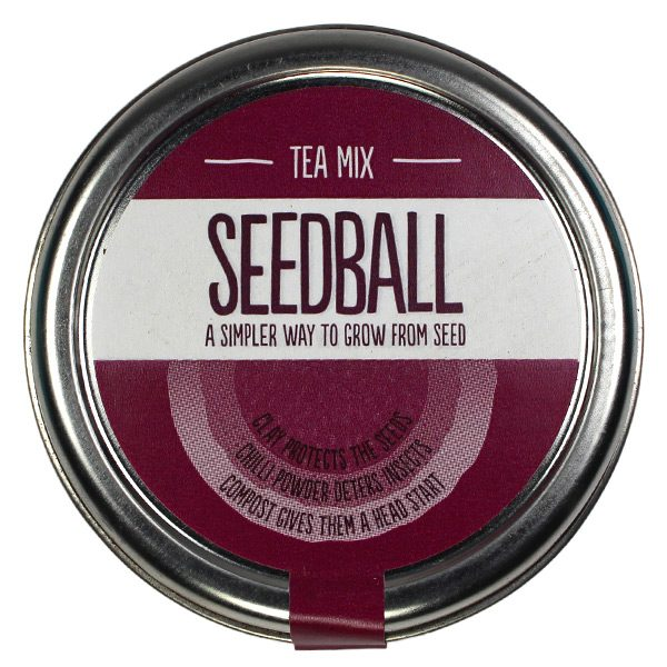 Seedball Tea Mix - Petite Plante