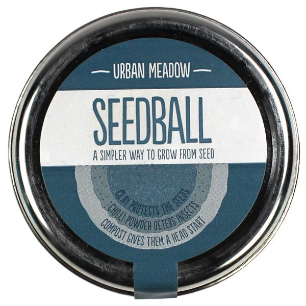 Seedball Urban Meadow - Petite Plante