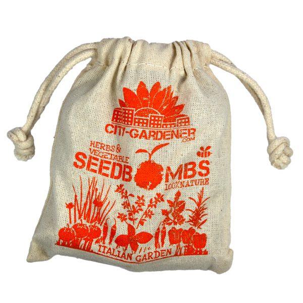 Seedbombs Italian Garden - Petite Plante