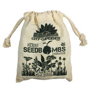 Seedbombs Wild Herbs - Petite Plante