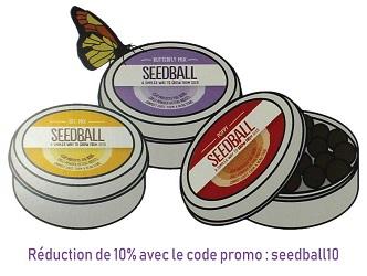 Article - Promo SeedBalls - Petite Plante