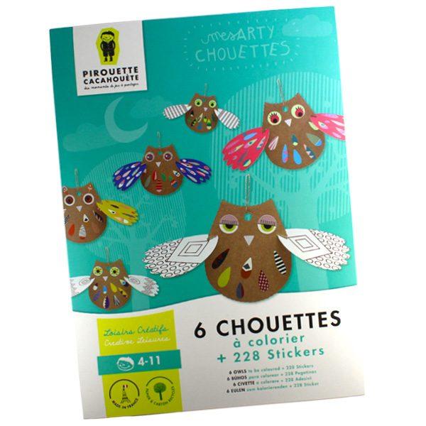 Mes Arty Chouettes - Petite Plante