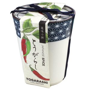 Épices Japonaises Togarashi - Petite Plante