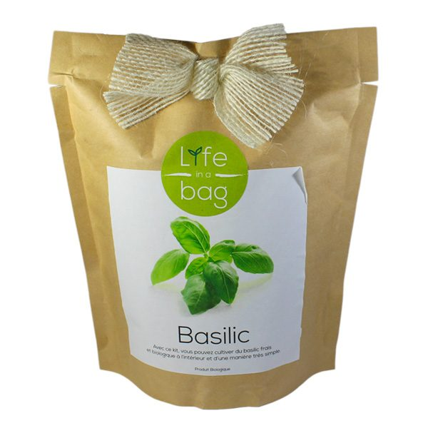 Grow Bag Basilic - Petite Plante