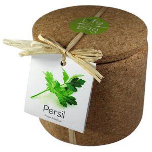Grow Cork Persil - Petite Plante