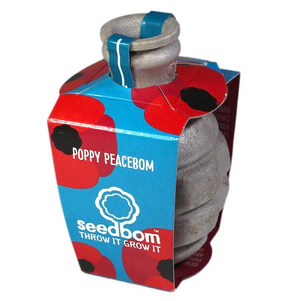 Poppy Peacebom Seedbom - Petite Plante
