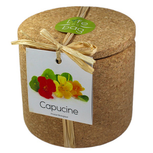 Grow Cork Capucine - Petite Plante