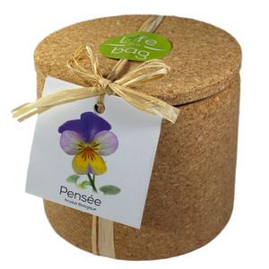 Grow Cork Pensée - Petite Plante