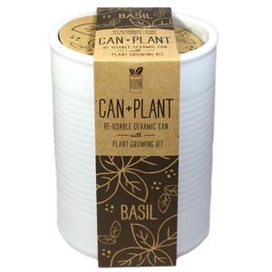 Can Plant Basilic - Petite Plante