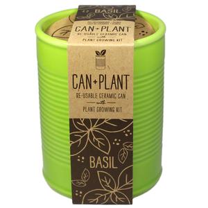 Can Plant couleur Basilic - Petite Plante