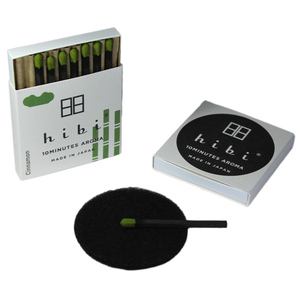 Hibi - 10 Minutes Aroma - Cannelle - Petite Plante