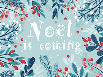 Promo - Noël is coming 2019 - Petite Plante